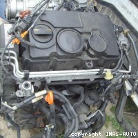 ДВИГАТЕЛЬ VW CADDY III  1.9 TDI  BJB, BLS BXE