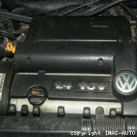 ДВИГАТЕЛЬ VW GOLF 1.4 16V AHW, AKQ APE  BCA