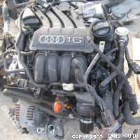 ДВИГАТЕЛЬ 1.6 FSI BLP AUDI A3 VW GOLF V TOURAN