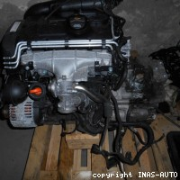 ДВИГАТЕЛЬ VW TOURAN  2.0 TDI 16V - BKD
