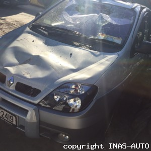 Renault Scenic 2.0 2002г.